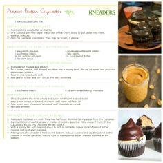 Kneaders Peanut Butter Cupcake. #Kneaders