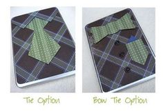 Schlosser Designs: Tutorial Tuesday-Father's Day Shirt and Tie Project