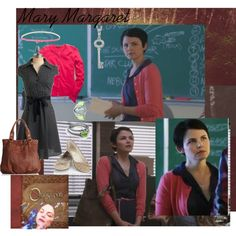 Mary Margaret Blanchard - The Shepherd, created by tiffycuss on Polyvore