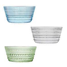 Iittala Dewdrop Bowl 2QT  price: $65.00