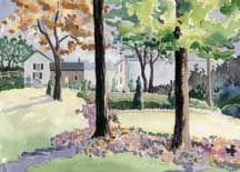 Ratcliffe-Allison House and Pozer Garden