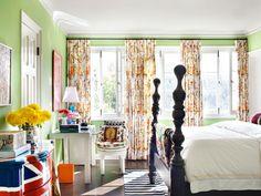 1 Dream Room, 14 Real Ideas - Redbook (bedroom)
