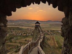 Boldogko Castle, Hungary.