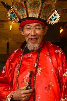 Chinese Medicine Man