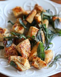 Favorite 5-Minute Chicken - Amazing flavor, and the whole dinner is ready in 5 minutes!