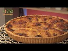 ▶ Recette de Tarte Alsacienne aux pommes - 750 Grammes - YouTube