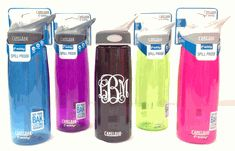 Camelbak Water Bottle with Monogram! gift, monogram camelbak, camelbak water, water bottles