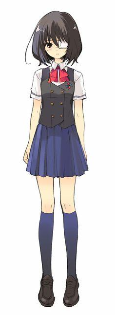 Another, Misaki Mei