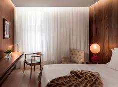 The London Edition hotel evokes moody Belle Epoque grandeur