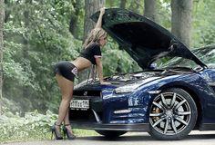 Ftop.ru » Girls & Cars » sexy, blonde wallpaper