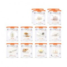 Provident Pantry® Baking Combo (12 cans)