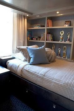 bedroom for boy