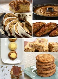 Bake or Break   Weekly Mix: Cinnamon