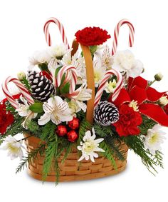 #www.mancusos.com #Detroit #Michigan #Flowers #Gifts #Christmas #Winter