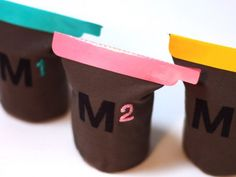 Miel honey packaging by Nora Renaud.  Found on little commas blog.  lovely blog thank you.