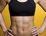 8 Ways to Lose That Pooch Including lower abs!