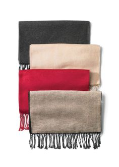 SNEAK PEEK:  $24.99 Cashmere or Silk Scarves from Club Room
