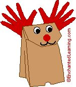 Christmas Crafts for Kids - Enchanted Learning Software