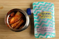 Reusuable Yummi pouch smoothie- Thermos, Ahoy! 15 Yummy Hot Lunch Ideas for Kids - ParentMap