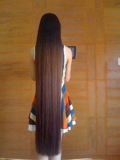 Amazing Long Hair
