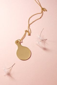 Mirror Necklace - Go