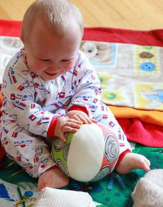 7 earth-friendly toys for baby #babygear #babytoys #earthfriendly #green @BabyCenter