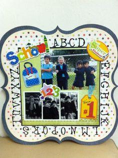 School - Scrapbook.com