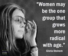 Preach it Gloria!