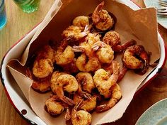 Easiest Fried Shrimp Recipe
