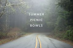 A List of Summer Picnic Bowls | 101 Cookbooks