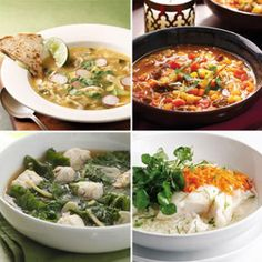 Want to get healthy? Learn to love soups: they'll help you feel full on fewer calories. Try these delicious 500-Calorie Soup Dinners.