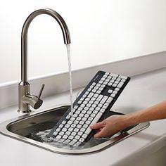 Washable Keyboard!