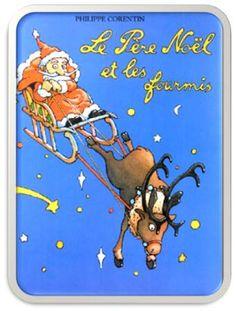 Le Père Noël et les fourmis  Corentin   CP