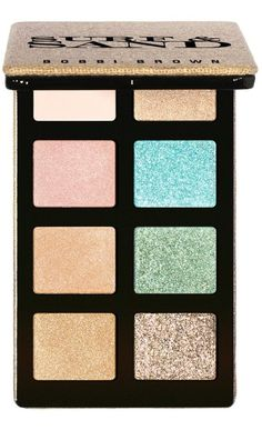 Shimmery summer eyeshadows. Bobbi Brown Surf & Sand