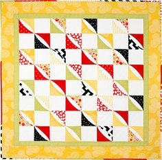 Picnic Time Quilt Kit from The Pine Needle