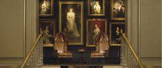 Spend some downtime in our unique Portrait Salon at The Ritz-Carlton, Atlanta.