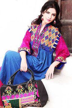 Pakistani Shalwar Kameez Latest Winter Collection 2012-13