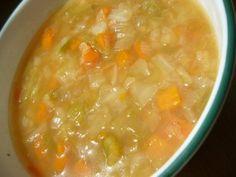 Negative Calorie Soup Recipe