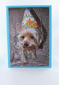 Yorkshire Belated Birthday Greeting Card