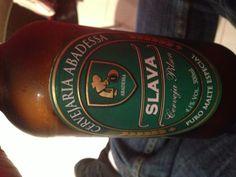 Cerveja não fermentada brasileira... muito boa :-)