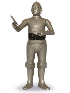 """""""Think 6 Million Forms of Different"""" – Steve Jobs as C-3PO Empire Peaks, Sculptural Mashups of 'Star Wars' Characters and Pop Culture Figures"""
