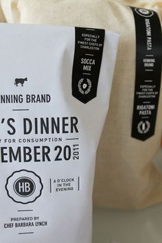 #design #packaging #typography #branding