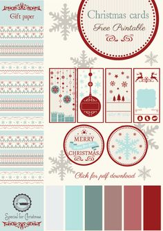 [Christmas cards fre