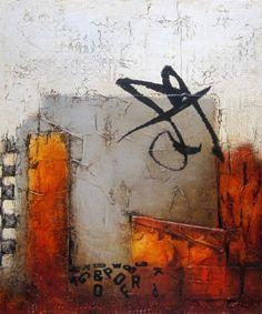 """Diane Lelièvre, """"Lettres Perdues"""", technique mixte"""