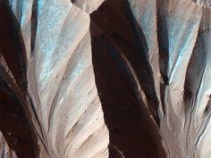 NASA - Landforms on Mars