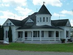 Queen Anne Houses On Pinterest Victorian Old Houses And Barbers