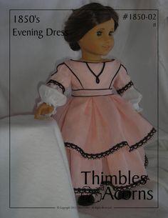 The trim made the dress.