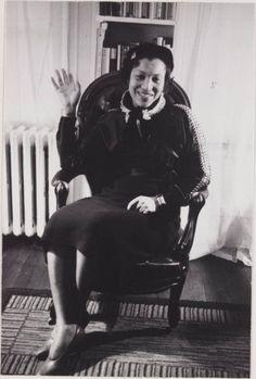 Zora Neale Hurston - writer/anthropologist/artist...love her words