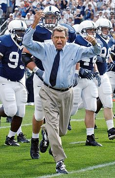 Paterno's final days: no bitterness, just marveling at his fortunate life