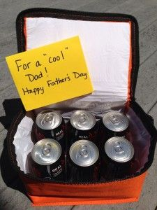 """Inexpensive Father's Day Gift - For a """"cool"""" Dad! #FathersDay"""